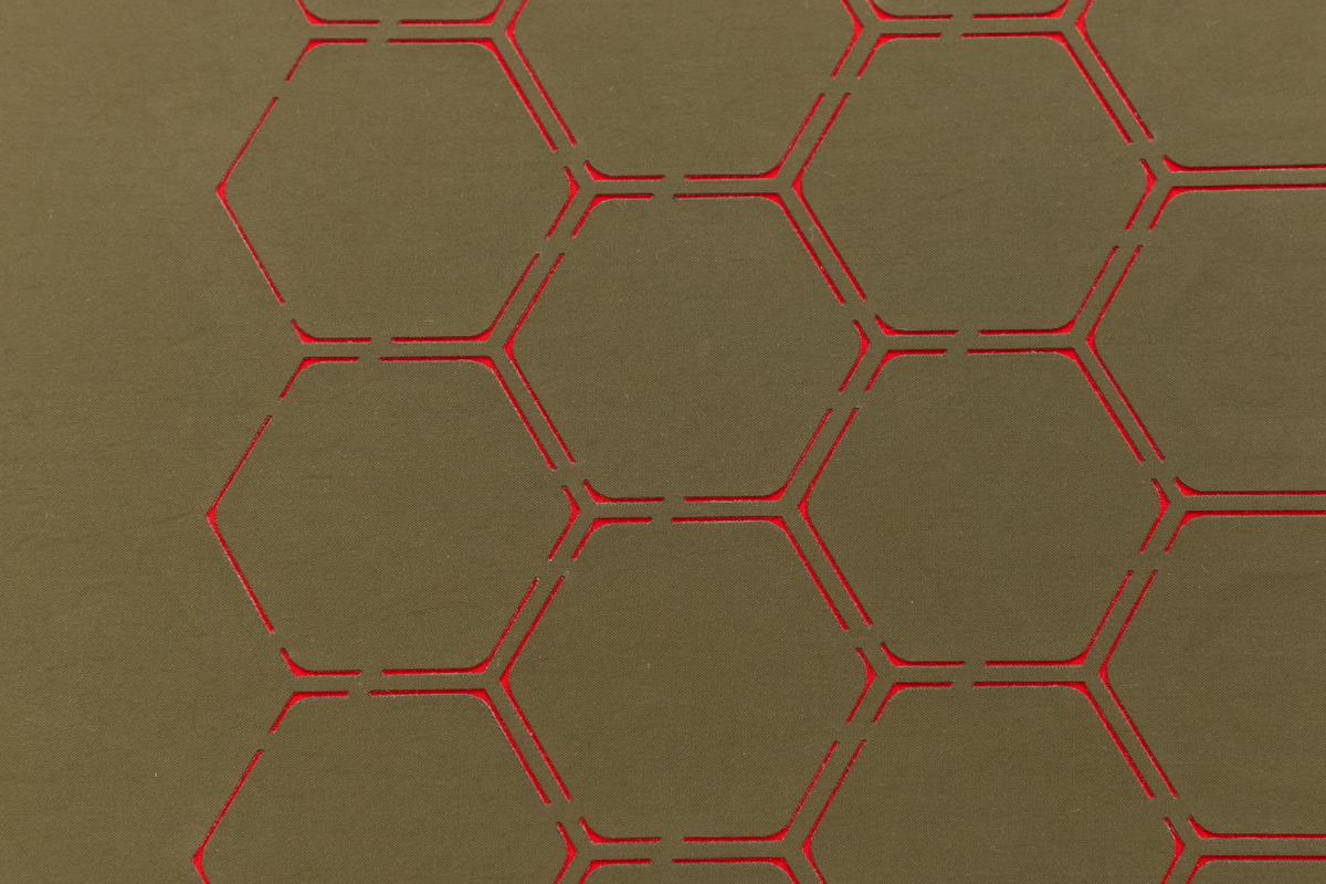 縫い目のない オクガワの接着技術